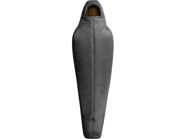 Mammut Perform Fiber Bag Saco de Dormir -7C L Hombre, titanium